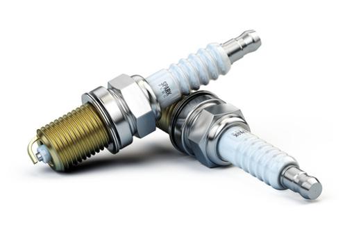 new spark plugs
